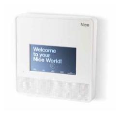 MNCUT NICE MyNice 7000 Touch Centrale dI allarme radio, Wi-Fi