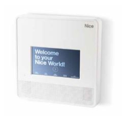 MNCUTC NICE MyNice 7001 Touch Centrale MyNice wireless e filare