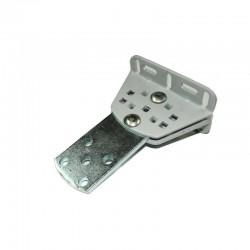 PLA14 NICE Staffa posteriore regolabile da avvitare