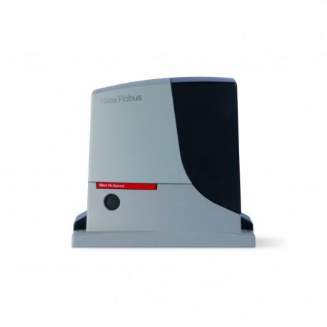 ROBUS 250 HS NICE Irreversibile, 24 Vdc, veloce, con centrale integrata, finecorsa elettromeccanico, per cancelli fino a 250 kg