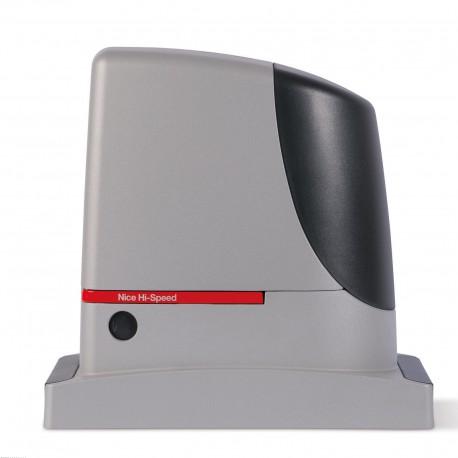 RUN 400 HS NICE Irreversibile, 24 Vdc, veloce, con centrale integrata, finecorsa elettromeccanico, per cancelli fino a 400 kg