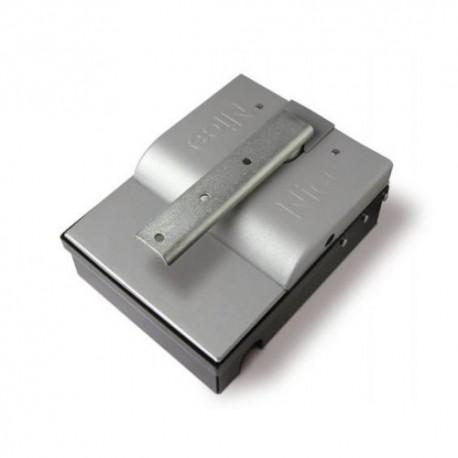 SFABBOX NICE S-FAB Cassa di fondazione, in acciaio con finitura in cataforesi
