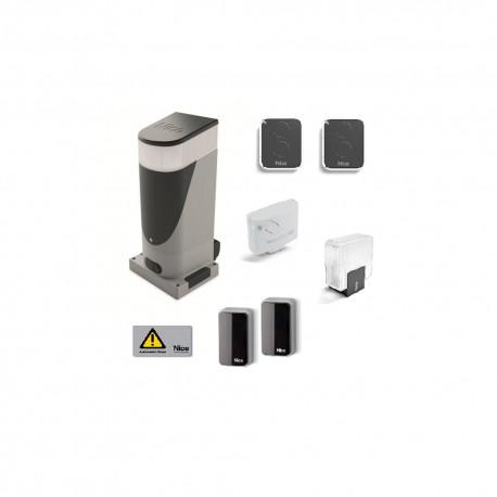 SLH400KCE NICE SLIGHTKIT Kit per l'automazione di cancelli scorrevoli fino a 400 kg