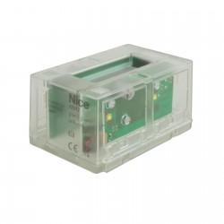 XBA7 NICE Luce lampeggiante integrabile nel coperchio