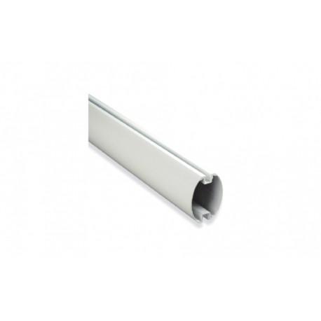 XBA15 NICE Asta in alluminio verniciato bianco 69 x 92 x 3150 mm
