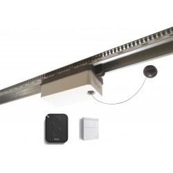 SPY800KCE NICE SPYKIT 800 Kit per l'automazione di porte sezionali e porte basculanti, 800 N, guide non incluse