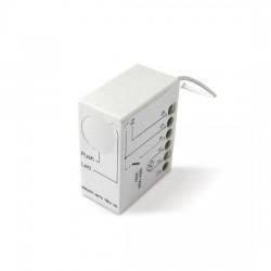 TT2D NICE Centrale per il comando di impianti di illuminazione 230 Vac, con ricevitore radio e commutatore integrati
