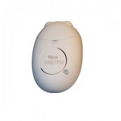 OX2FM NICE Ricevitore 2 canali, senza trasmettitore incorporato