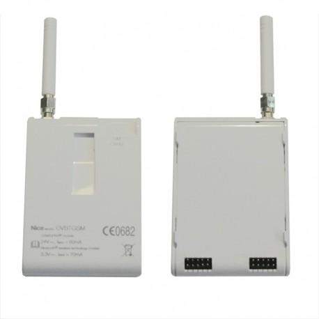 """OVBTGSM NICE Modulo GSM per O-View e software """"O-View Software Suite"""" per PC, PDA o Smartphone"""
