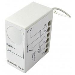 TTX4B NICE Trasmettitore da incasso con alimentazione a batteria, 4 canali