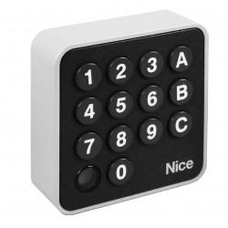 EDSWG NICE Selettore digitale via radio compatibile con i ricevitori della serie Flor a tre canali, tre password