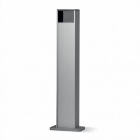PPH3 NICE Colonna in alluminio con alloggiamento protetto per 1 fotocellula taglia Medium - h 500 mm
