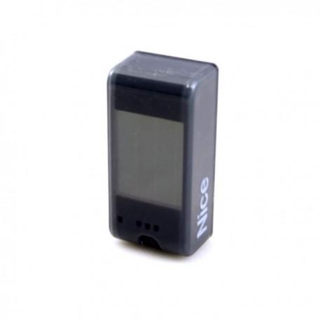TCW2 NICE Trasmettitore per bordo sensibile con tecnologia wireless, alimentazione con pannello fotovoltaico