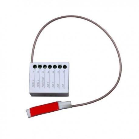 IRW NICE Interfaccia a Relè per bordi sensibili con trasmettitore wireless