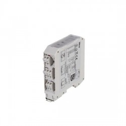 LP22 NICE Rilevatore di masse metalliche bicanale, alimentazione 24 V