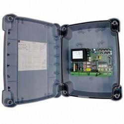 A60 NICE MINDY Centrale di comando per due motori 230 Vac, con frizione elettronica e rallentamenti,contenitore IP55