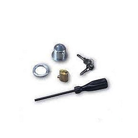 OTA12 NICE Kit per sblocco dall'esterno con nottolino a chiave (non utilizzabile con motori installati lateralmente)