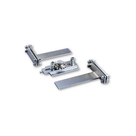 CRA5 NICE Rinvio tendicatena con staffe, ideale per porte industriali a 1 o 2 ante