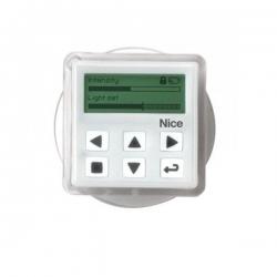 WMS01S NICE NICEWAY SENSOR Sensore Sole-Ambiente con supporto a ventosa in dotazione