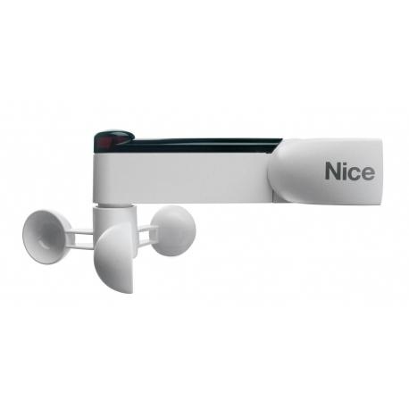 """VOLO ST NICE Sensore Vento-Sole con regolazione a trimmer delle soglie """"Vento"""" e """"Sole"""", via TTBus"""