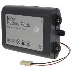 HSPS1 NICE Battery Pack 9 V (12 Ah) per HSSO1