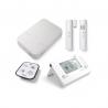 HSKIT2GCIT NICE Kit allarme con centrale wireless alimentata 230V 6 ingressi filari e combinatore PSTN-GSM