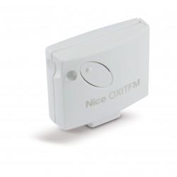 OXITFM NICE RICEVITORE 868,46 MHz 4 CANALI CON TRASMETTITORE INCORPORATO