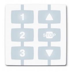 WM003C1G NICE NICEWAY Modulo per il comando di 3 automatismi Passo-Passo e 1 automatismo Apre-Stop-Chiude