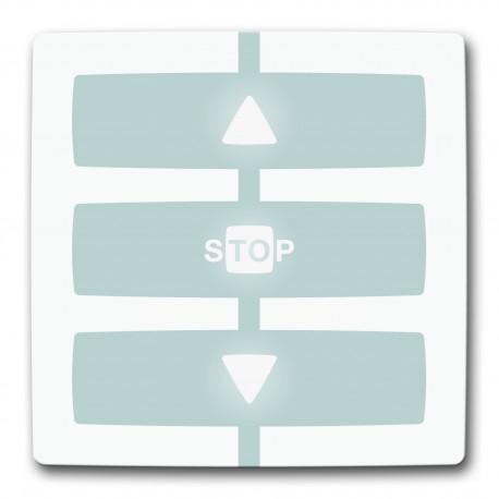 WM001G NICE Modulo per il comando di 1 automatismo Apre-Stop-Chiude in modalità singola o multigruppo