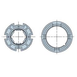515.26002 NICE Adattatori serie Era M taglia Ø 45 mm Adattatore Ogiva 60