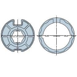 516.17800 Ogiva piatta 78x(0,8÷1,1)